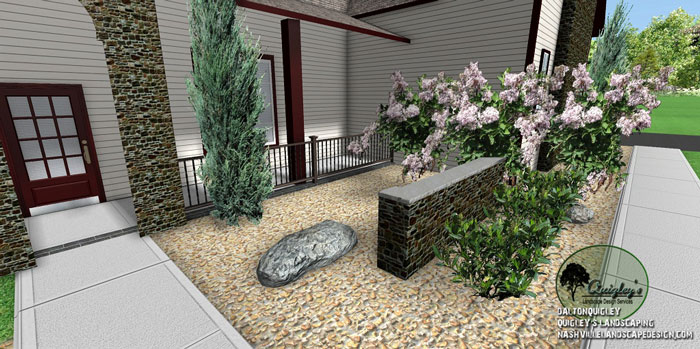 French-Countryside 3d online landscape design