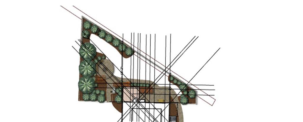 Landscape Design Site Options: - Online Landscape Design Service Company Order Your Design Here